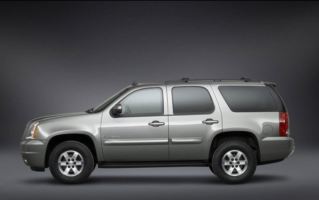 2012 gmc yukon review specs pictures price mpg. Black Bedroom Furniture Sets. Home Design Ideas