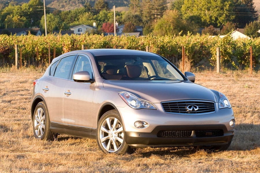 2012 infiniti ex35 review specs pictures price mpg. Black Bedroom Furniture Sets. Home Design Ideas