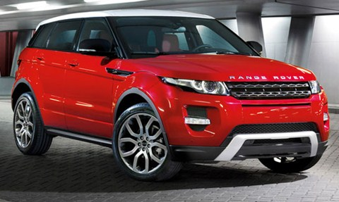 2012 land rover range rover evoque review pictures mpg. Black Bedroom Furniture Sets. Home Design Ideas
