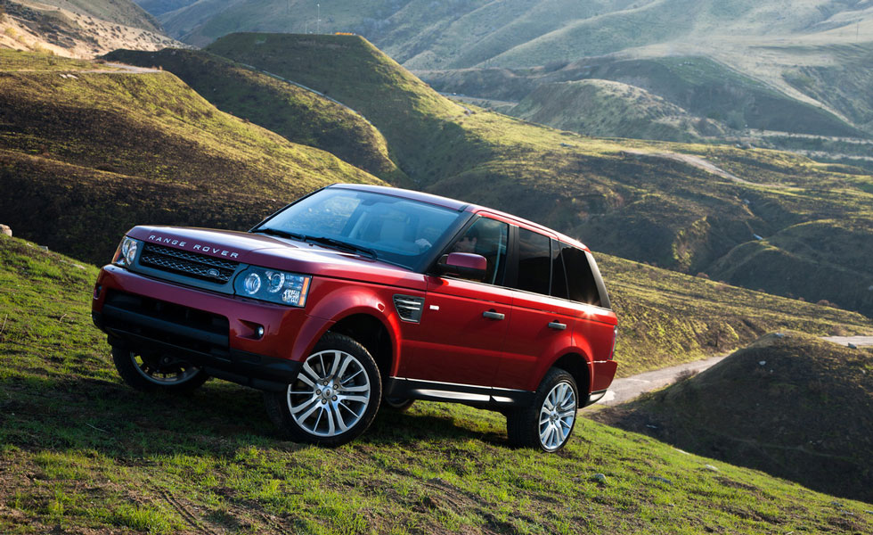 2012 Land Rover Range Rover Sport Review Pictures MPG  Price