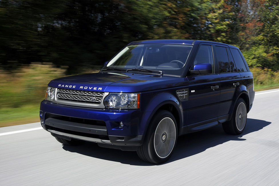 2012 land rover range rover sport review pictures mpg price. Black Bedroom Furniture Sets. Home Design Ideas
