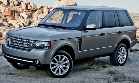 2012 land rover range rover review specs pictures mpg. Black Bedroom Furniture Sets. Home Design Ideas