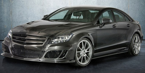 2012 Mansory Mercedes Benz CLS 63 AMG Pro AA