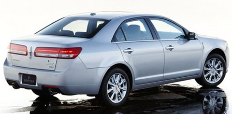 2012 lincoln mkz review specs pictures mpg price. Black Bedroom Furniture Sets. Home Design Ideas