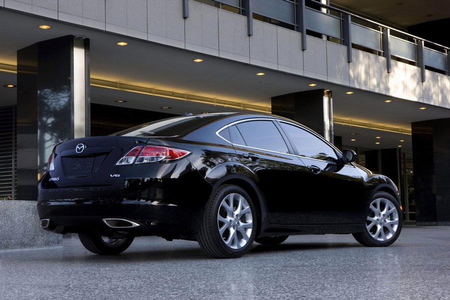 2012 Mazda6 Review Specs Pictures Mpg Amp Price