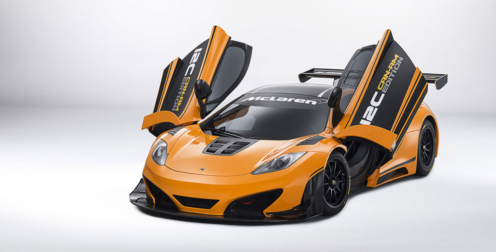 Mclaren Can Am Edition Racing Concept Review Pictures