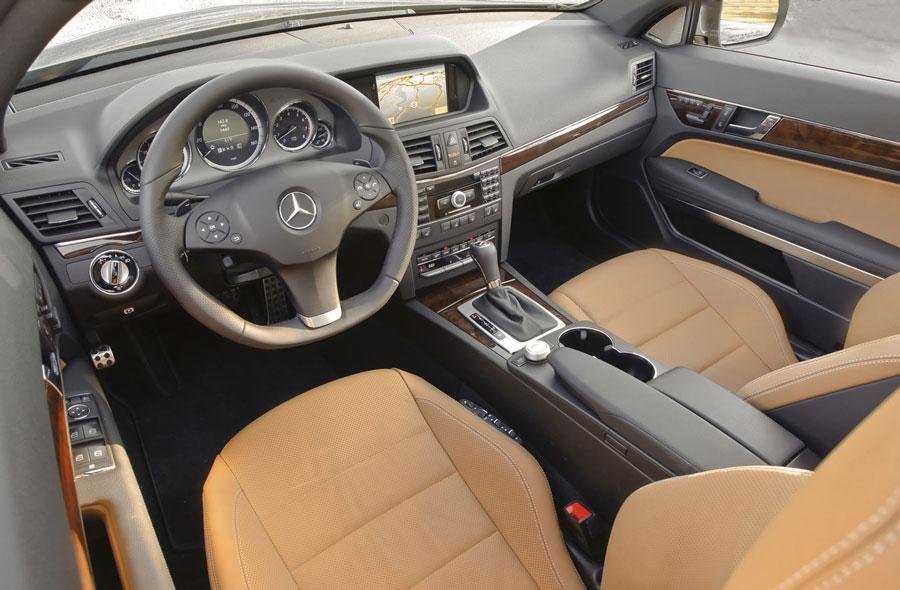 2012 mercedes e350 coupe fuel economy