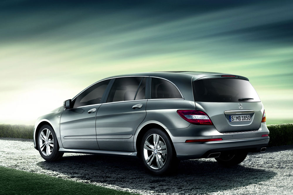 2012 Mercedes Benz R Class Wagon Review Pictures Mpg Amp Price