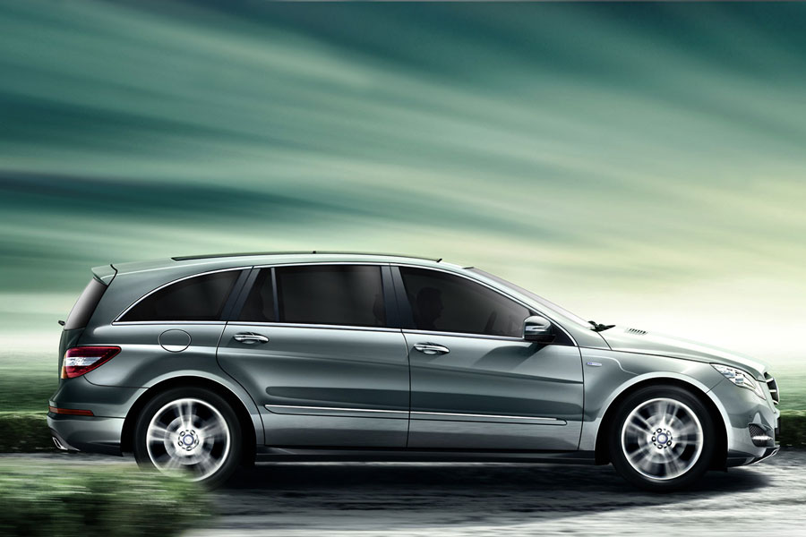 2012 mercedes benz r class wagon review pictures mpg price for Mercedes benz r350 price