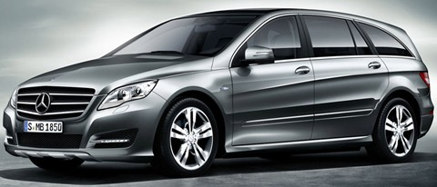 2012 mercedes benz r class wagon review pictures mpg price for Mercedes benz seven seater