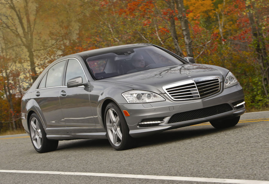 2012 mercedes benz s class review specs pictures mpg for Price s550 mercedes benz