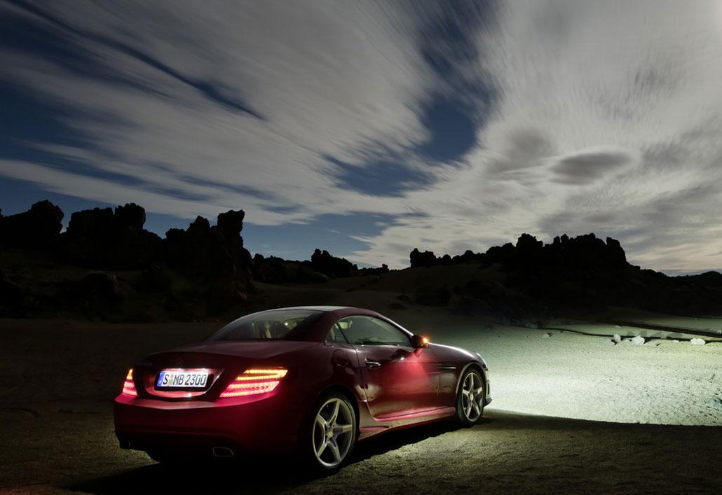 2012 Mercedes Benz Slk Review Specs Pictures Mpg Amp Price