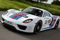 2012 Porsche 918 Spyder Martini Racing Design Prototype