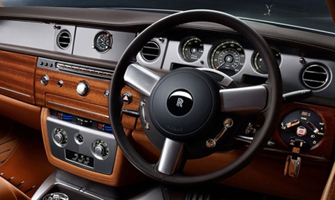 2012 Rolls Royce Phantom Coupe Aviator Collection Review