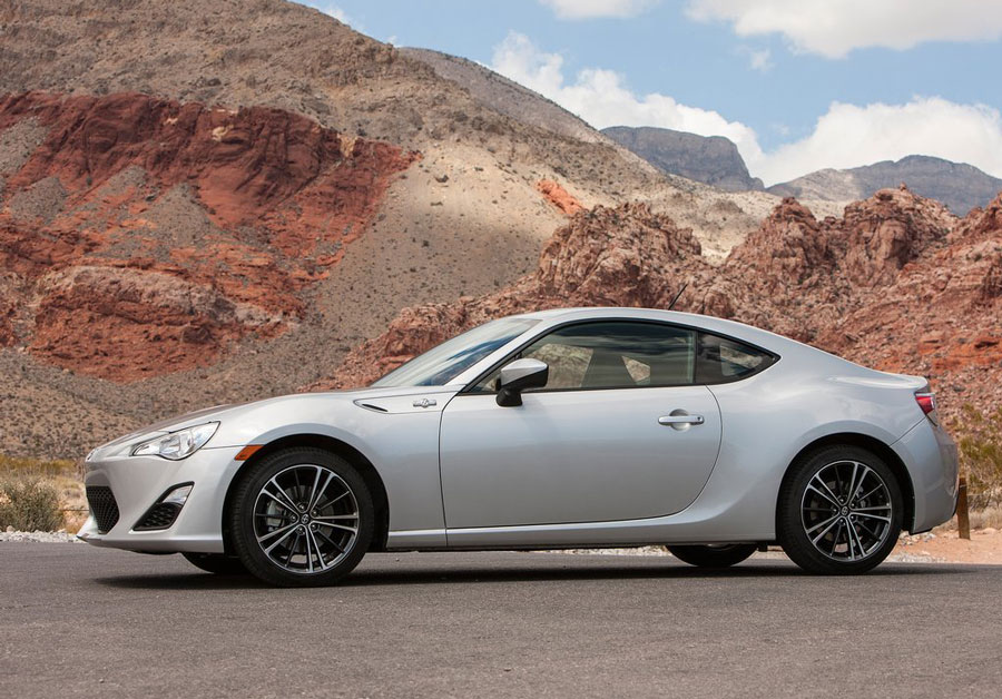 2013 Scion FRS Review Specs Pictures Price  060 Time