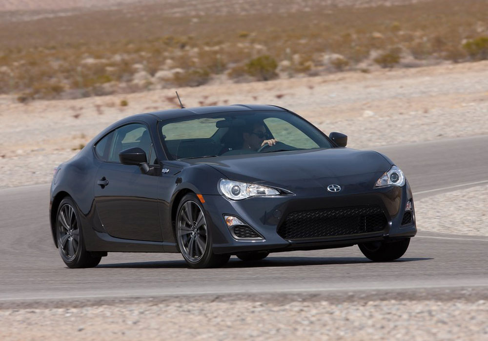 2013 scion fr s review specs pictures price 0 60 time. Black Bedroom Furniture Sets. Home Design Ideas