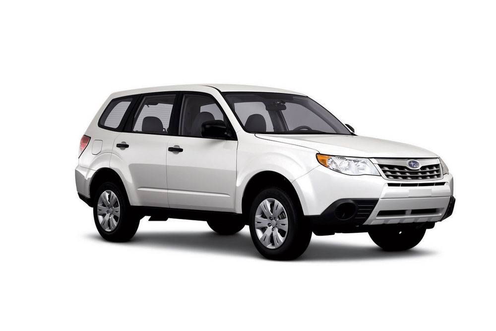 2012 subaru forester review specs pictures mpg price. Black Bedroom Furniture Sets. Home Design Ideas