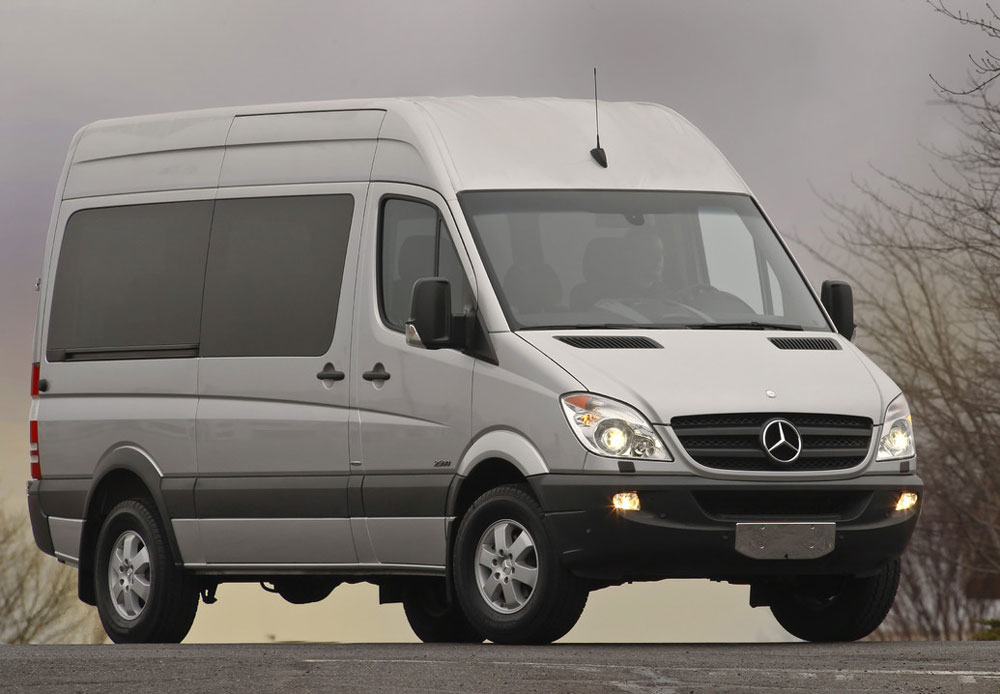 2012 Mercedes Benz Sprinter Review Specs Pictures MPG Price
