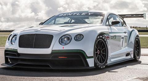 Bentley on 2013 Bentley Continental Gt3 Concept Racer Review  Specs   Pictures
