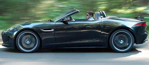2013 jaguar f-type review, specs, pictures, price & 0-60 time