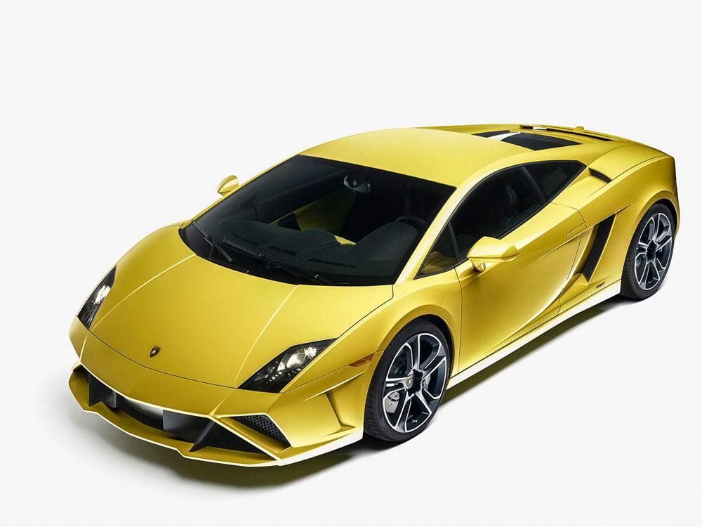 EXTREME SUPER CARS IV: 2013 Lamborghini Gallardo LP 560-4