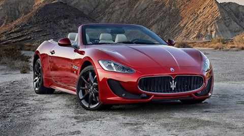 2013 Maserati Grancabrio Sport Review Specs Pictures 0 60 Time