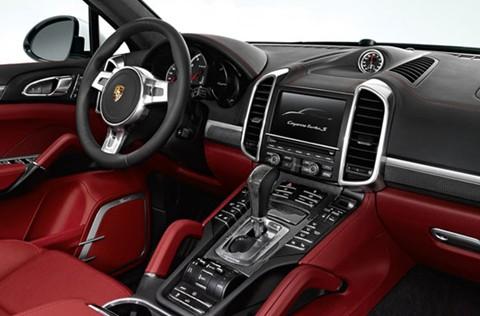 2013 porsche cayenne turbo s super car - Super sayenne ...