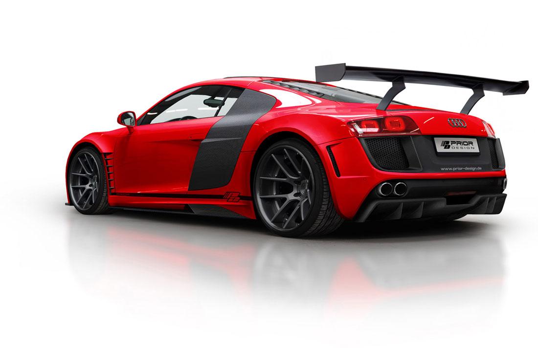 2012 Prior Design Audi R8 Gt850 Widebody Review Specs