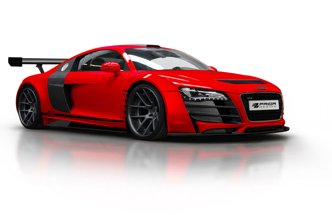 2012 Prior Design Audi R8 Gt850 Widebody Review Specs