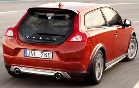 The 2017 Volvo C30 Is A Two Door