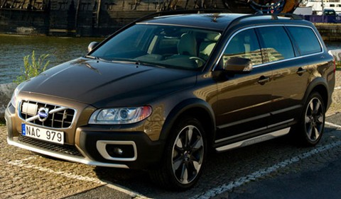 2012 volvo xc70 review specs pictures mpg price. Black Bedroom Furniture Sets. Home Design Ideas