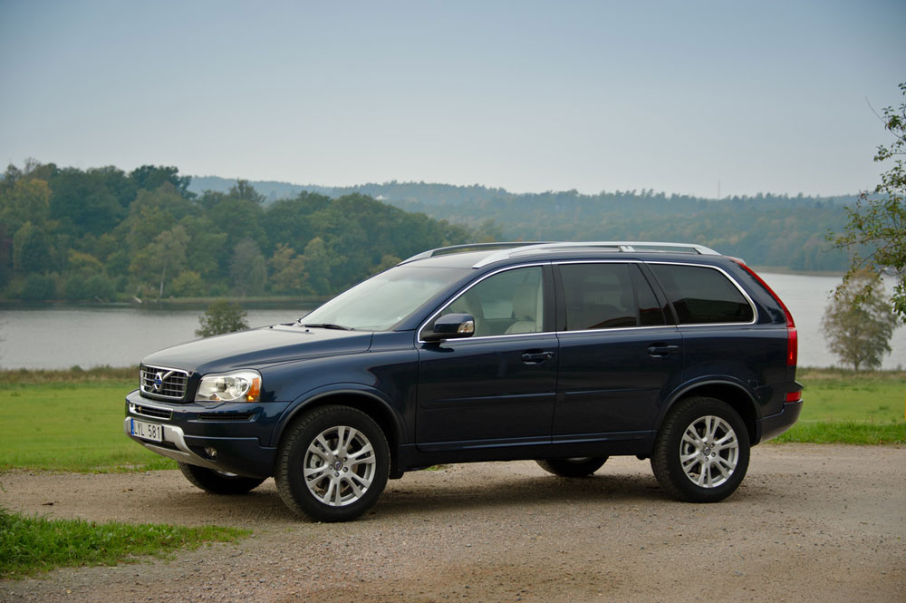 2012 volvo xc90 review specs pictures mpg price. Black Bedroom Furniture Sets. Home Design Ideas