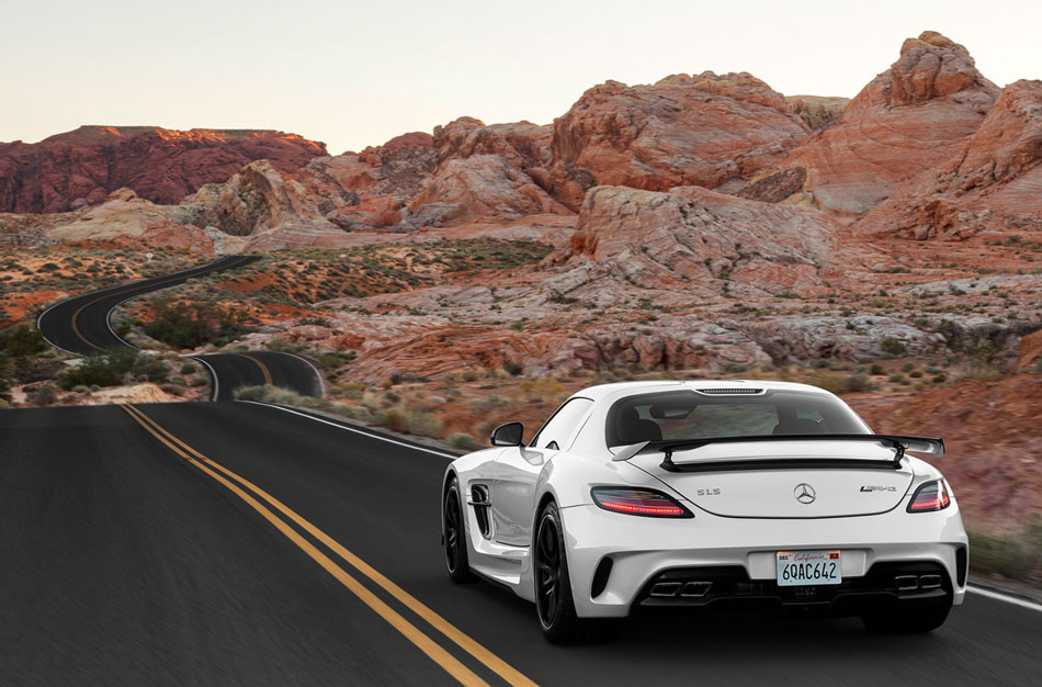 2013 Mercedes Benz Sls Amg Coupe Black Series Review 0