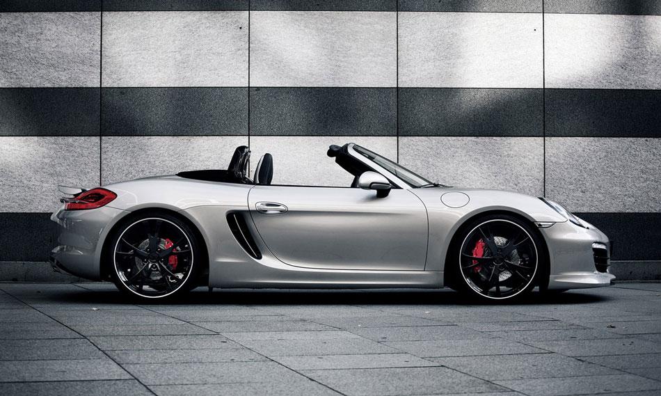 Today Science 2013 Techart Porsche Boxster