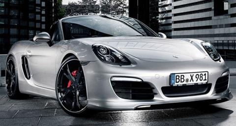 Best Car 2013 Techart Porsche Boxster