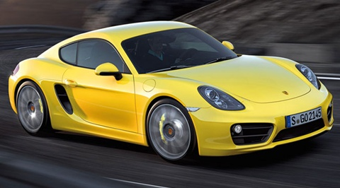 Porsche-Cayman-classic-line B