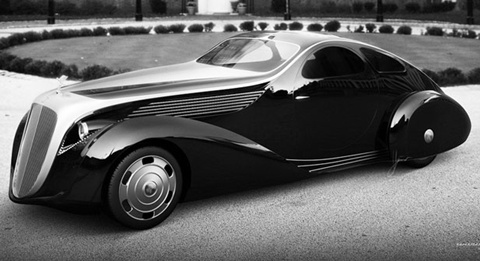 Monsters On Wheels D 2012 Rolls Royce Jonckheere Aerodynamic Coupe Ii
