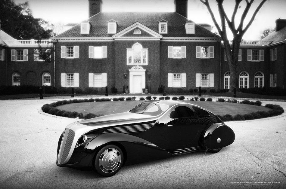 auto parts car parts: 2012 Rolls-Royce Jonckheere Aerodynamic Coupe ...