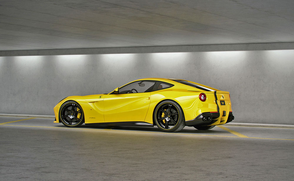 2012 Wheelsandmore Ferrari F12 Berlinetta Review, Specs & Pictures