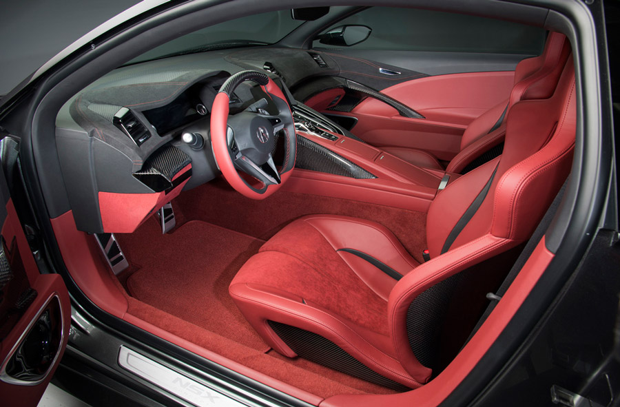 2013 Acura Nsx Concept Review Specs Amp Pictures