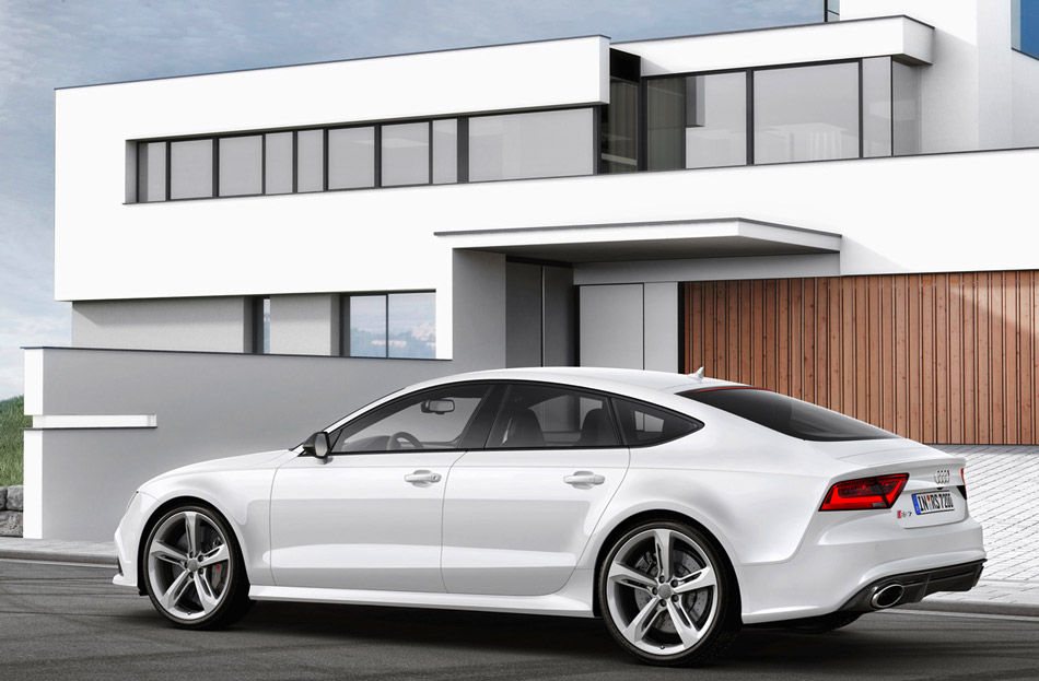 Audi Rs7 0-60 >> 2013 Audi RS7 Sportback Review, Specs, Pictures & 0-60 Time