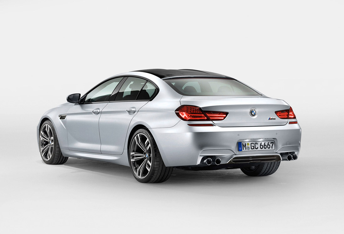 2013 BMW M6 Gran Coupe Review Specs & 0 60 Time