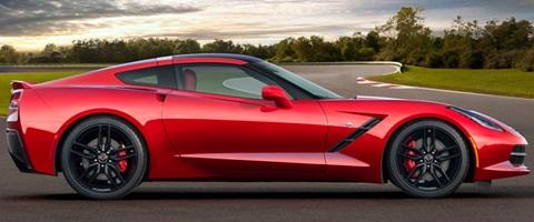 2014-Chevrolet-Corvette-Stingray-in-red B