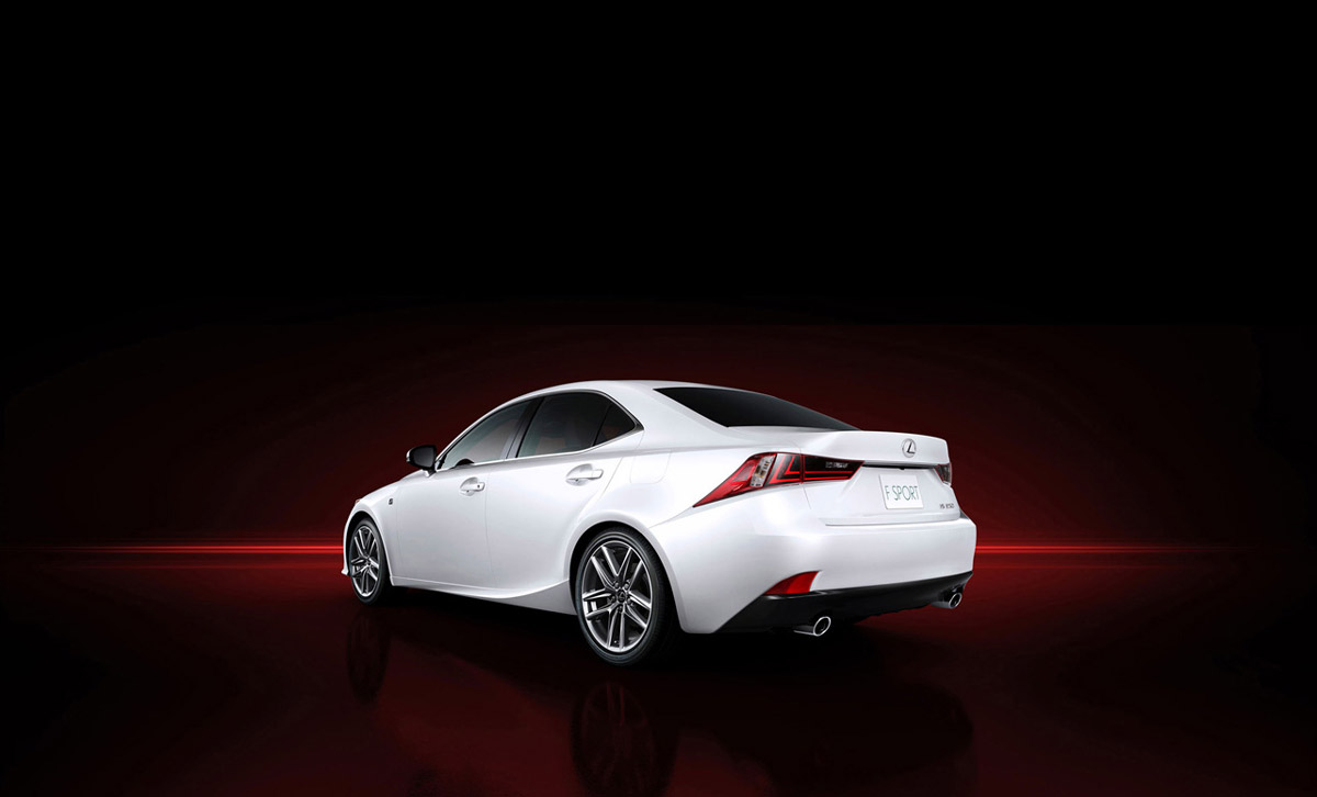 2014 lexus isf specs - photo #22