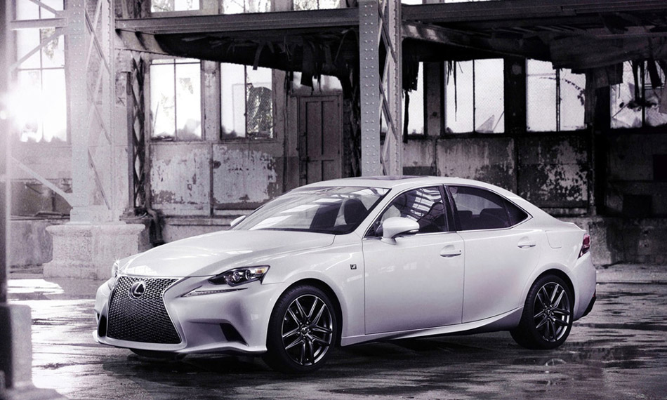 2014 lexus is f sport review specs pictures. Black Bedroom Furniture Sets. Home Design Ideas