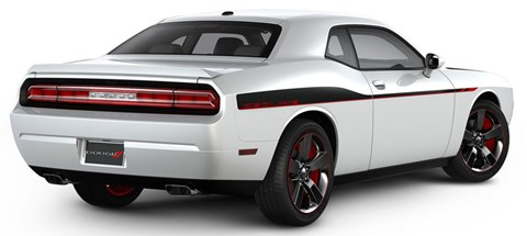 2013-Dodge-Challenger-RT-Redline-brightly-lit-w-red-trim B