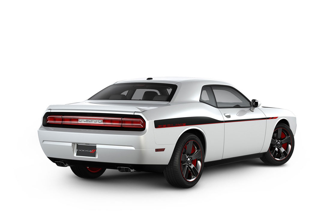 2013 dodge challenger r t redline review specs pictures price. Black Bedroom Furniture Sets. Home Design Ideas