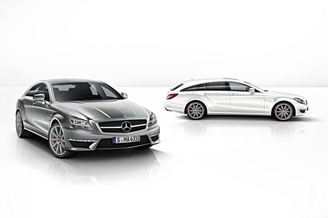 2013 Mercedes Benz Cls 63 Amg Review Specs Pictures