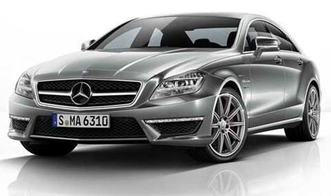 2013-Mercedes-Benz-CLS-63-AMG-profile A