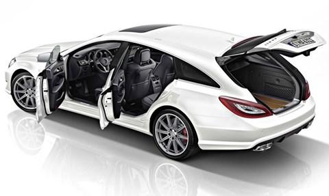 2013-Mercedes-Benz-CLS-63-AMG-wagon C